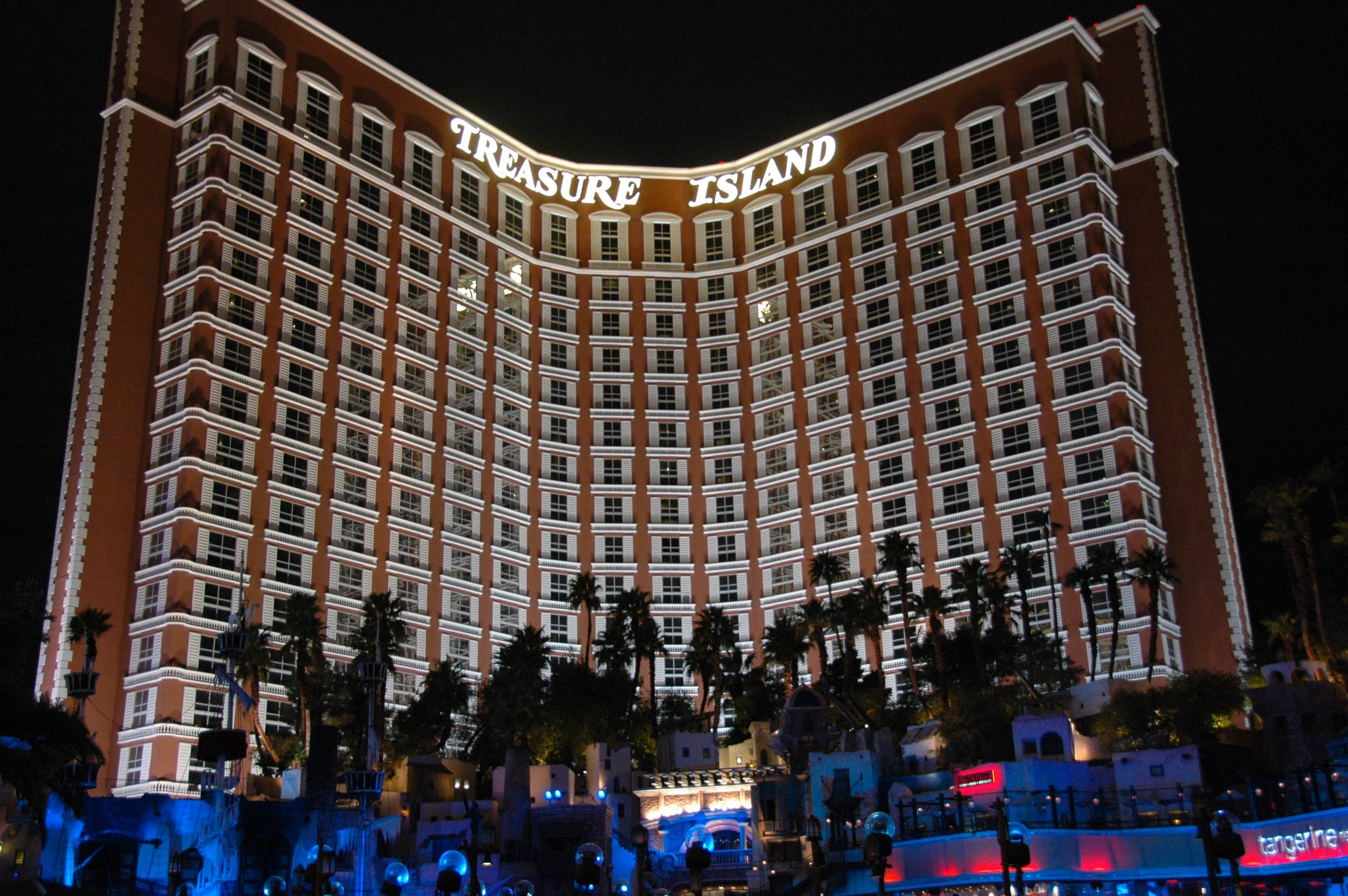 Ti Treasure Island Hotel And Casino
