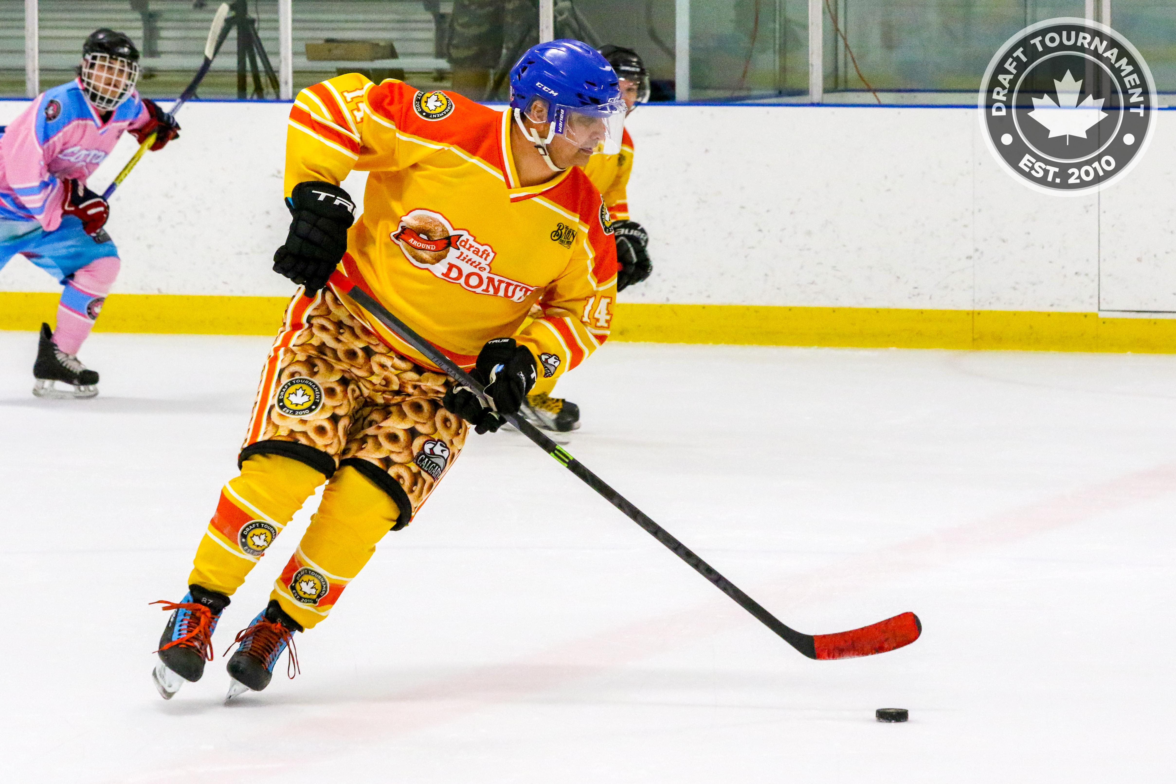 Calgary Alberta Adult Beer League Rec Hockey Tournament 5