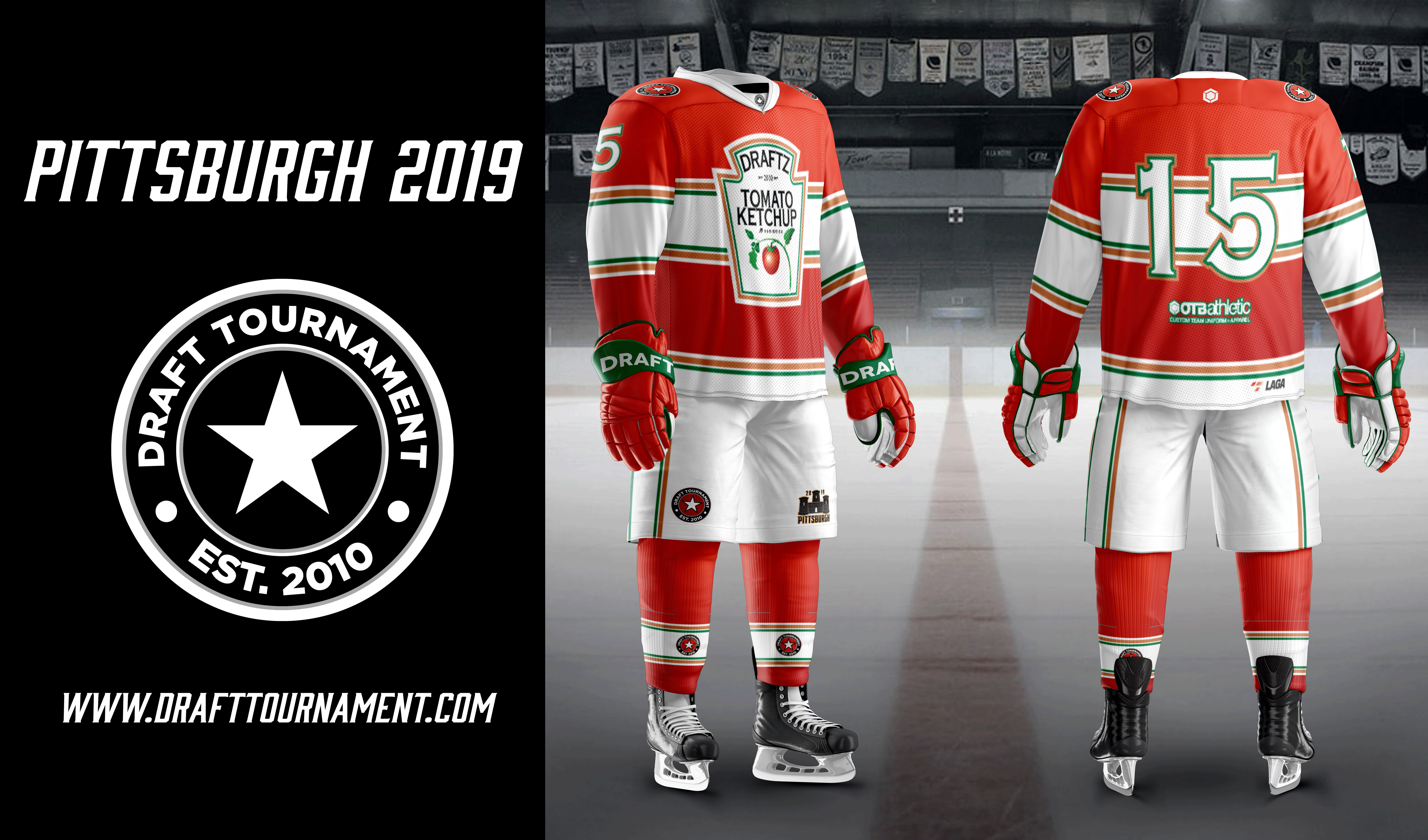 competitive price 188c0 7c0dd Third Pittsburgh Jersey Revealed! | DraftTournament.com
